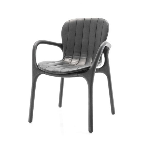Cadeira Coral - Costas em madeira (1)