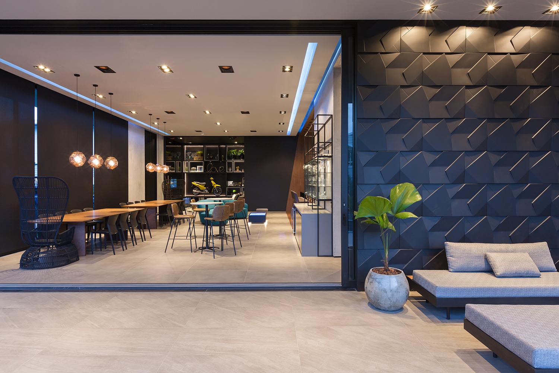Metrik Design – Escritório de Arquitetura e Interiores – Arquiteto em Blumenau e Balneário Camboriú – Área de festas moderna luxo (103)