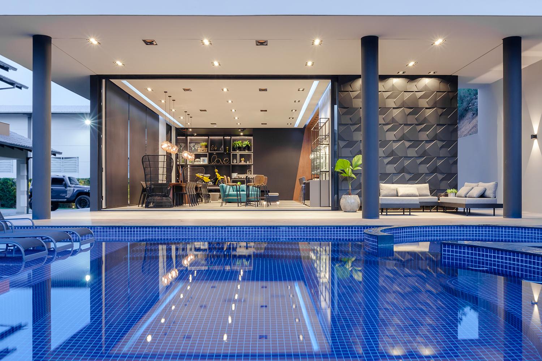 Metrik Design – Escritório de Arquitetura e Interiores – Arquiteto em Blumenau e Balneário Camboriú – Área de festas moderna luxo (105)