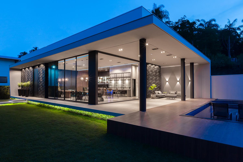 Metrik Design – Escritório de Arquitetura e Interiores – Arquiteto em Blumenau e Balneário Camboriú – Área de festas moderna luxo (106)