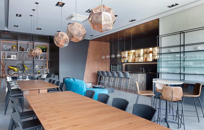 Metrik Design – Escritório de Arquitetura e Interiores – Arquiteto em Blumenau e Balneário Camboriú – Área de festas moderna luxo (77)
