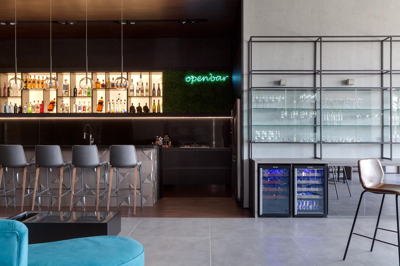 Metrik Design – Escritório de Arquitetura e Interiores – Arquiteto em Blumenau e Balneário Camboriú – Área de festas moderna luxo (78)