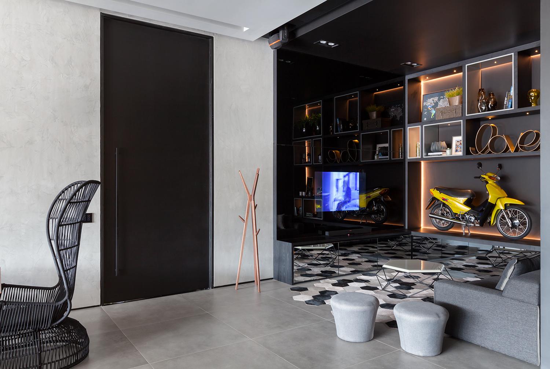 Metrik Design – Escritório de Arquitetura e Interiores – Arquiteto em Blumenau e Balneário Camboriú – Área de festas moderna luxo (82)