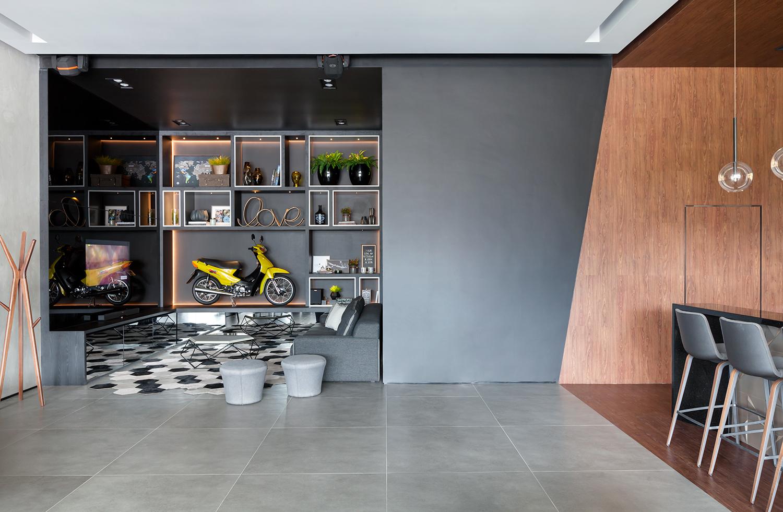 Metrik Design – Escritório de Arquitetura e Interiores – Arquiteto em Blumenau e Balneário Camboriú – Área de festas moderna luxo (84)