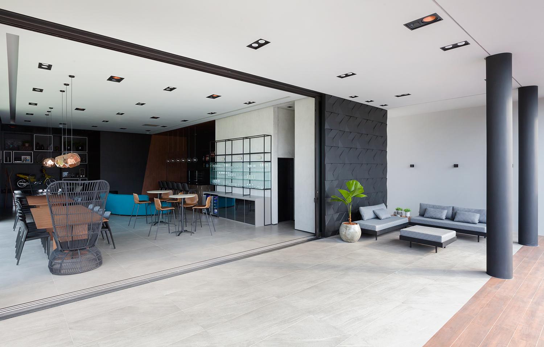 Metrik Design – Escritório de Arquitetura e Interiores – Arquiteto em Blumenau e Balneário Camboriú – Área de festas moderna luxo (89)